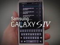 Galaxy S4 deverá chegar com caneta da linha Note