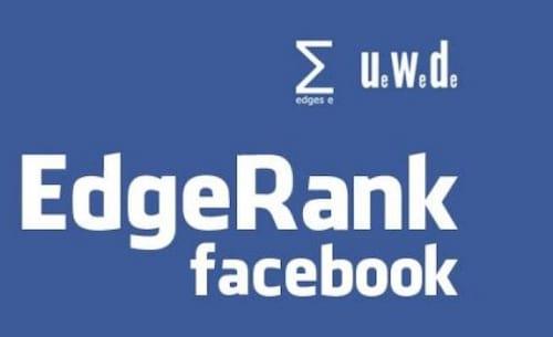 O que é EdgeRank do Facebook e como funciona?