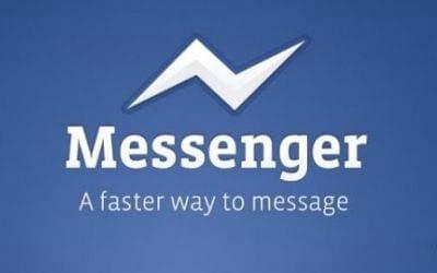 Aplicativo do Facebook agora permite envio de mensagens de voz