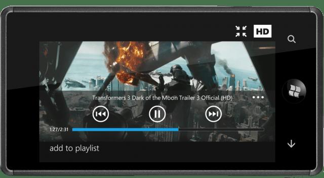 Microsoft acusa Google de tardar desenvolvimento do Youtube para o Windows Phone
