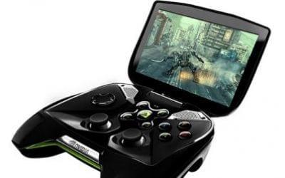 NVIDIA anuncia o console de games portátil chamado Project Shield