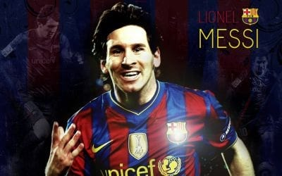 Vídeo: Mashup com os 91 gols de Lionel Messi em 2012