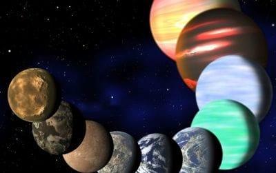 Segundo astrônomos a Via Láctea pode ter 17 bilhões de Terras