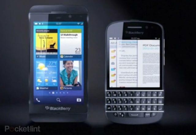 BlackBerry vai receber seis novos modelos em 2013, diz RIM