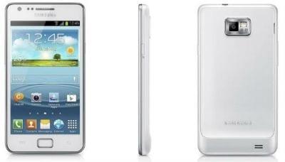 Samsung lança Galaxy S II Plus com Android 4.1