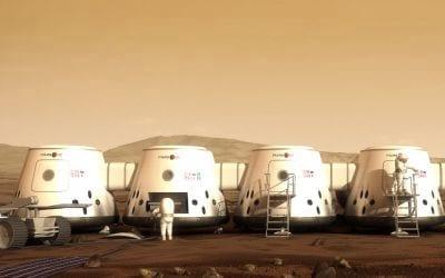 Colonização de Marte começa a seleção de pessoas