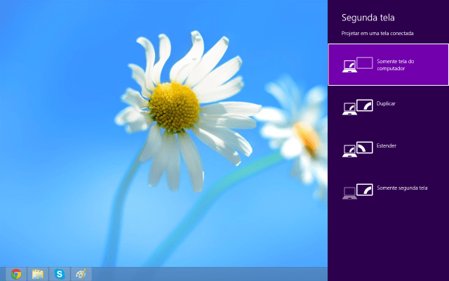 Guia do Windows 8: Principais teclas de atalho