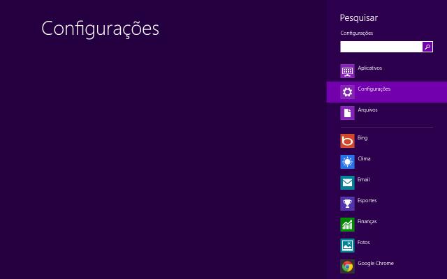 Guia do Windows 8: Principais teclas de atalho