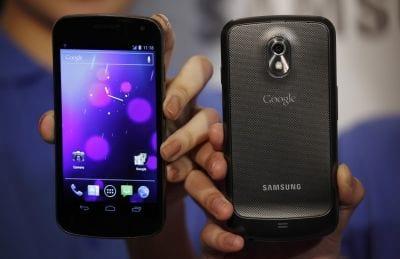 Apple tenta, mais uma vez, proibir a venda do Galaxy Nexus