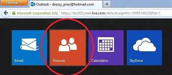 Como Exportar seus Contatos do MSN ou Live Messenger 2012 para um arquivo .CSV