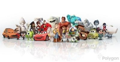 Disney anuncia Infinity, jogo que transforma bonecos reais em personagens de game