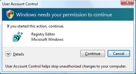 Como desativar o UAC no Windows 8?