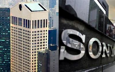Prédio da Sony em Nova York é vendido para grupo por US$ 1,1 bilhão