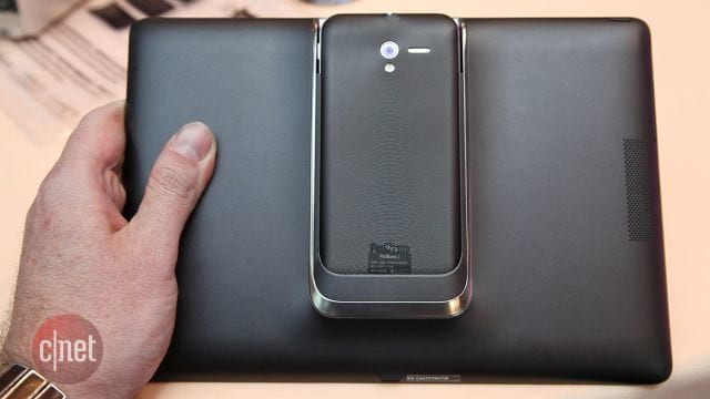 Novo Windows Phone pode chegar ao mercado pela Asus através de um Padphone