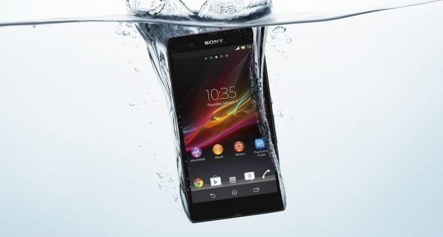 Xperia Z da Sony à prova dágua deve ser lançado neste trimestre