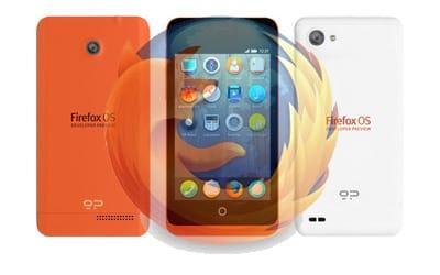 Smartphones com Firefox OS serão lançados pela Mozilla em fevereiro