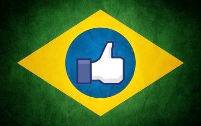 Brasil tem o maior crescimento de usuários no Facebook em 2012