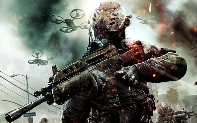 Black Ops II lidera preferência de jogo on-line no Xbox Live em 2012