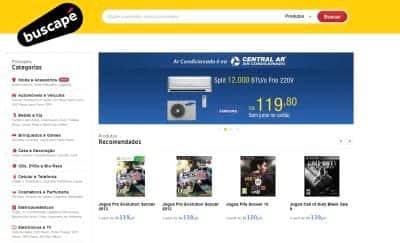 Buscap� anuncia servi�os de c�lculo de frete e compra r�pida em seu site