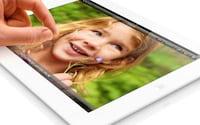 Apple lança iPad 4 com 128 GB