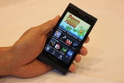 RIM altera o nome e lança o Blackberry 10