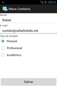 05 - Aprimorando um formulário no Android [Guia #dev Android]