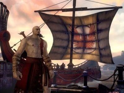 Sony revela trailer da nova versão de God of War
