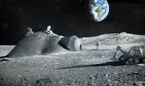 Base Lunar poderá contar com impressoras 3D