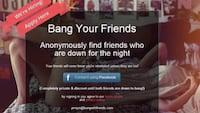 Bang With friends, app do Facebook sobre sexo, chama atenção dos usuários