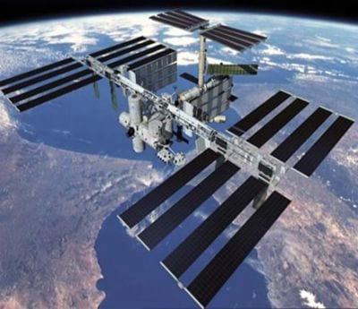 Internautas poderão enviar perguntas para astronautas no espaço