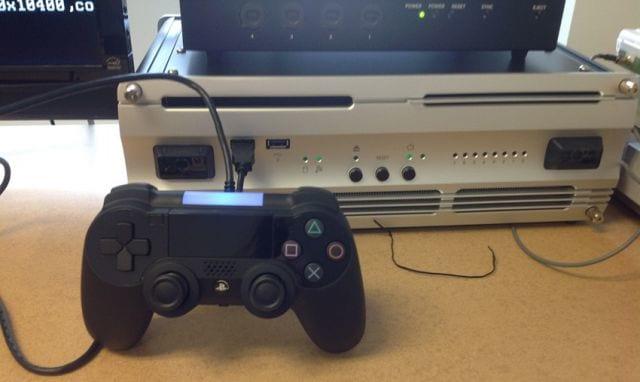 Vaza na internet imagem de possível controle para o PS4
