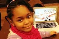 Menina de sete anos é a mais jovem desenvolvedora de games mobile