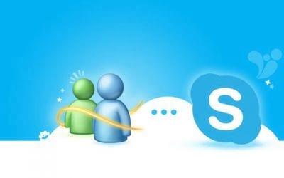 Dia 08 de abril é a data limite para usuários do MSN migrarem para o Skype