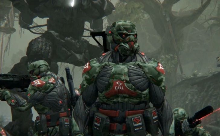 Crysis 3 Multiplayer Gameplay