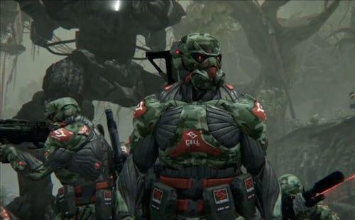 Crysis 3 Multiplayer Gameplay