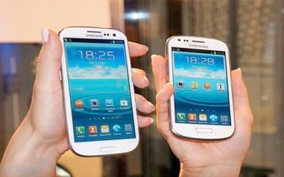 Samsung traz três novos modelos para o Brasil