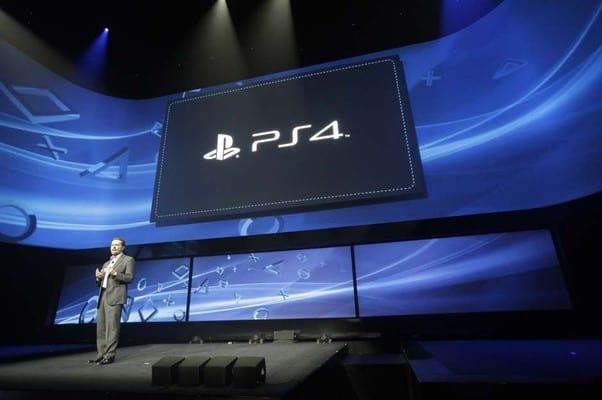 Sony anuncia o Playstation 4