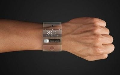 Apple registra patente do que seria o iWatch
