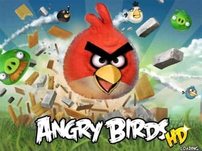 Angry Birds vira desenho animado