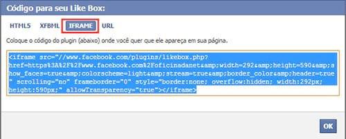 Como colocar o botão de Curtir do Facebook em seu site