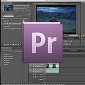 Multimídia sobre Adobe Premiere