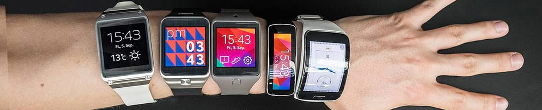 Comparador de Smartwatches