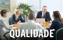 ISO 9001 e o trabalho em grupo