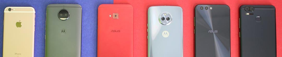 Smartphones ASUS