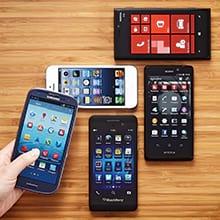 Comparador de Smartphones