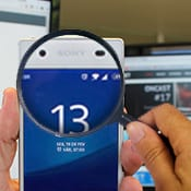 Smartphones mais procurados do mês
